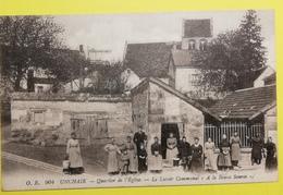 Unchair Quartier De L'église E3 - Cartoline