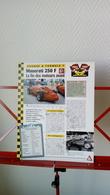 Fiche Collection Course Et Formule 1 Maserati 250 F - Automobile - F1