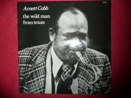 LP33 N°1349 - ARNETT COBB - THE WILD MAN FROM TEXAS - COMPILATION 6 TITRES - Jazz