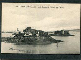 CPA - Rade De MORLAIX - L'Ile Louet Et Le Château Du Taureau - Morlaix