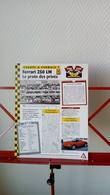 Fiche Collection Course Et Formule 1 Ferrari 250 LM - Automobile - F1