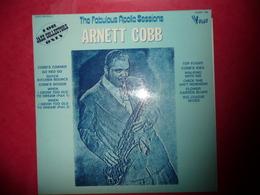 LP33 N°1350  - ARNETT COBB - THE FABULOUS APOLLO SESSIONS - COMPILATION 12 TITRES - Jazz