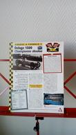 Fiche Collection Course Et Formule 1 Delage 1500 - Automobile - F1