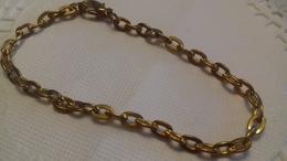BRACELET METAT DORE - Bracelets