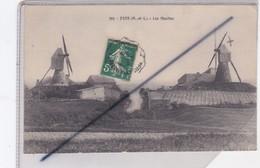Faye (49) Les Moulins - France