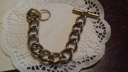 BRACELET METAL DOREE - Bracelets