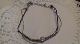 BRACELET METAL  ARGENTE - Bracelets