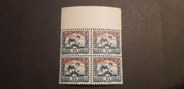 Kouang Tcheou Yvert 109** Bloc De 4 - Kouang-Tcheou (1906-1945)