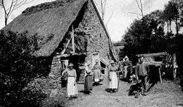 Ardennes  Une Vieille Grange - Francia