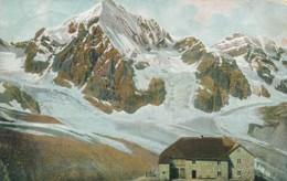 2a.335. Königspitze U. Schaubachhütte - 1907 - Italie