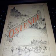 OSTENDE 1840-1890 STATION BALNEAIRE PAR PAUL LANDOY 52 PAGES TRES BON ETAT - Cultura