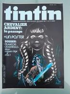 Journal De Tintin No 18, 35ème Année (1981) + Poster 2 Pages Chevalier Ardent - Kuifje