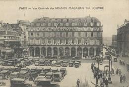 Paris   Grands Magasins Du Louvre - Francia
