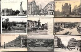 Bruxelles - Lot 109 Cartes (animée Uccle Woluwe... Voir Zie See Scans)  (petit Petit Prix) - Belgien