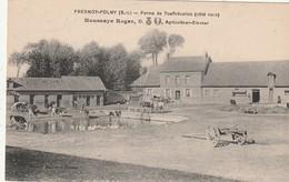 76 Fresnoy Folny. Ferme De Touffrécalles - France