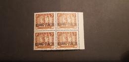 Kouang Tcheou Yvert 125** Bloc De 4 - Kouang-Tcheou (1906-1945)