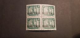 Kouang Tcheou Yvert 126** Bloc De 4 - Kouang-Tcheou (1906-1945)