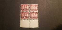 Kouang Tcheou Yvert 129** Bloc De 4 - Kouang-Tcheou (1906-1945)