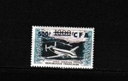 PA 55 **  Y & T Noratlas  « Poste Aérienne »  *REUNION*  58/53 - Réunion (1852-1975)