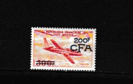 PA 54 **  Y & T Magister  « Poste Aérienne »  *REUNION*  58/53 - Réunion (1852-1975)
