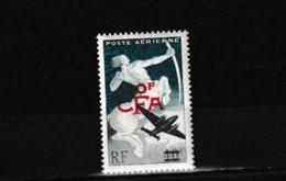 PA  45  **  Y & T  Série Mythogique Sagitaire « Poste Aérienne »  *REUNION*  58/53 - Réunion (1852-1975)