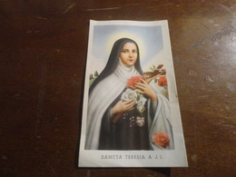 SANCTA TERESIA A J.I. - Devotion Images