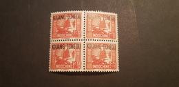 Kouang Tcheou Yvert 140** Bloc De 4 - Kouang-Tcheou (1906-1945)