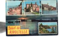 1333 Saluti Da Rivoltella Bresciai    NON VIAGGIATA - Altre Città