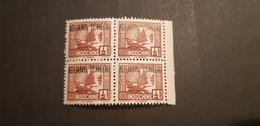 Kouang Tcheou Yvert 141** Bloc De 4 - Kouang-Tcheou (1906-1945)