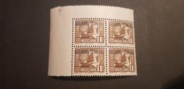 Kouang Tcheou Yvert 142** Bloc De 4 - Kouang-Tcheou (1906-1945)