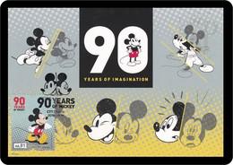 Portugal 2018 Postal Máximo Rato Mickey Mouse Lisboa Maximum Maxicard Maximo Famous People Walt Disney Comico Comics BD - Disney