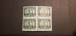 Kouang Tcheou Yvert 146** Bloc De 4 - Kouang-Tcheou (1906-1945)