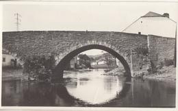 Martelange - Pont Et Environs - 1931 - Photo ,6.5 X 11 Cm - Lieux