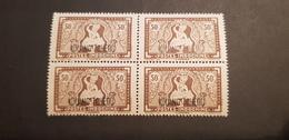 Kouang Tcheou Yvert 151** Bloc De 4 - Kouang-Tcheou (1906-1945)