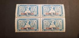 Kouang Tcheou Yvert 153** Bloc De 4 - Kouang-Tcheou (1906-1945)