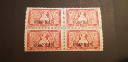 Kouang Tcheou Yvert 155** Bloc De 4 - Kouang-Tcheou (1906-1945)