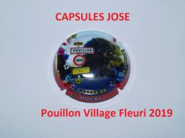 Capsule De Champagne - PHILIPPE DOURY (Pouillon Village Fleuri 2019) - Sammlungen