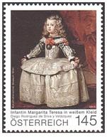 Austria 2014 - Alte Meister - Velazquez - Margarita Teresa Mnh - Arte