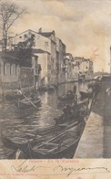 Veneto  - Venezia - Venezia -Rio Dell'Ospedale - Bella Animata - Venezia (Venice)