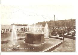 THE FONTAIN , LOCH PROMENADE, DOUGLAS,  I.O.M. - Isle Of Man