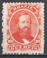 Brasile 1866 Y.T.23 */MH VF/F - Ongebruikt