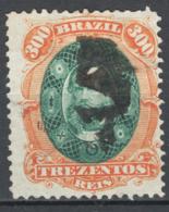 Brasile 1878 Y.T.47 O/Used VF/F - Brazilië