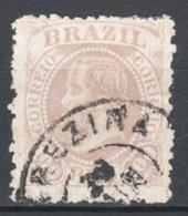 Brasile 1883 Y.T.57 O/Used VF/F - Brazilië