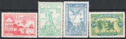 Brasile 1900 Y.T.112/15 */MH VF/F - Brésil