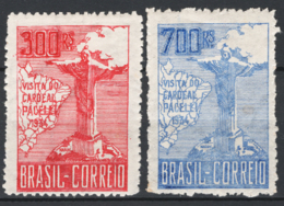 Brasile 1934 Y.T.273/74 */MH VF/F - Brésil