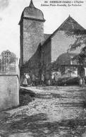 DAMBELIN (Doubs) - L'église. Edition Nouvelle. N° 151. Non Circulée - Andere Gemeenten