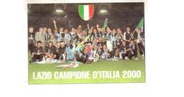 1353 Lazio Campione D'italia 2000 - Calcio
