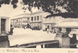 SAINT-LOUIS (Sénégal): Place De La Poste - Senegal