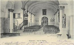 ~  JP  ~ 88  ~  HOUECOURT    ~    Nef De L ' église  ~    Rare - Andere Gemeenten