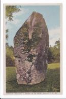 GORRON - Menhir De La Roche - Gorron
